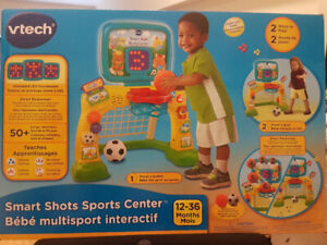 12-36 months sports center