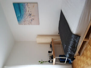 Roommate wanted in a 2 bedroom apartment