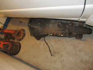 5 Speed Transmission With Clutch And Flywheel 2005 Ford Ranger