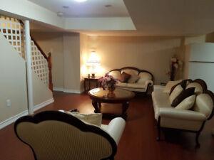 2 Bedroom Basement Apartment For Rent - $ 1200