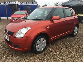 2006 SUZUKI SWIFT 1.3 GL SOLD PLEASE CHECK OUR OTHER LISTINGS