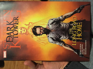 Stephen King : The Dark Tower; The long road home