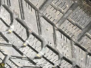 225/50/70 Uniroyal tiger paw M/S