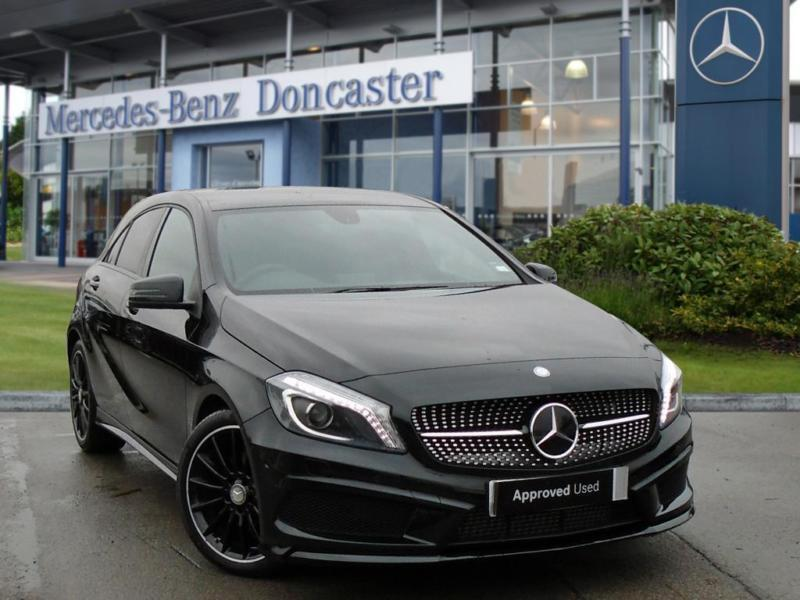 2015 mercedes benz a class a200 cdi amg night edition 5dr auto automatic hatchba in doncaster. Black Bedroom Furniture Sets. Home Design Ideas