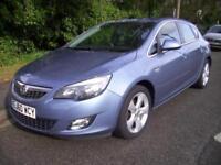 Vauxhall/Opel Astra 1.6i 16v VVT ( 115ps ) 2010MY SRi