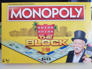 Monopoly the Block Special Addition
