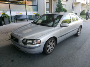2003 Volvo S60 AWD 2500 include text or trade