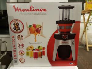 Moulinex infiny juicer
