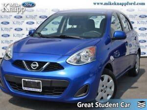 2015 Nissan Micra   Hatch,LowMileage,RearViewCamera