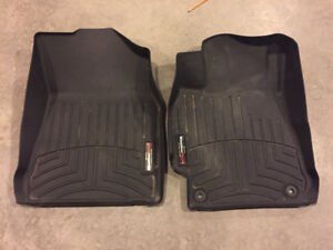 Toyota Camry Weather Tech Floor Mats