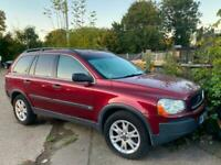 2004 Volvo XC90 2.9 T6 SE 5dr Geartronic - Gearbox Fault - Spares & Repairs -