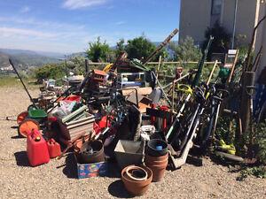 Allan Brooks Mega Plant and Garage Sale