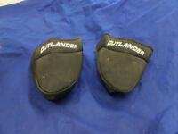 CanAm Outlander Max XT handguards 2007-2012
