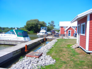 Large Marina on Lake Erie For Sale