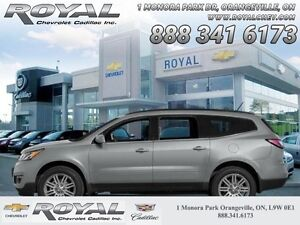 2014 Chevrolet Traverse LS * AWD * PWR SEAT  - one owner - Bluet