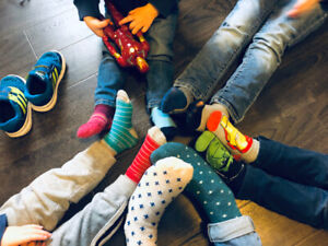 Home Daycare space available in Lawrencetown near Porters Lake