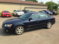 2006 Hyundai Sonata!!! ONLY 4995! FINANCING AVAIL