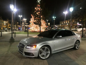 Audi S4 - SUPERCHARGED - Manual