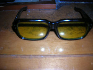 Nighthawk Sunglasses Foreign Kalichrome Vintage Made In Germany