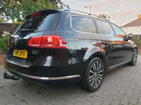 Volkswagen passat estate 2.0 tdi bluemotio (2011 )170bhp