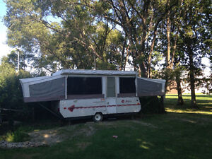 Jayco Pop-Up - Great Condition - New Canvas