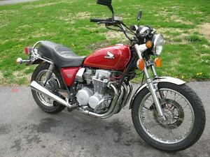 1981 Honda CB650 Parts Bike