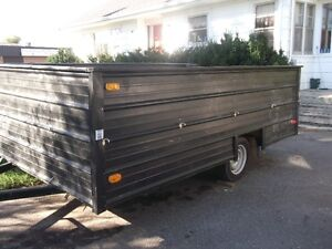Professional built  7ftx12 ft utility trailer