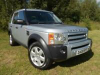 Land Rover Discovery 3 3 2.7TD V6 HSE Station Wagon 5d 2720cc auto