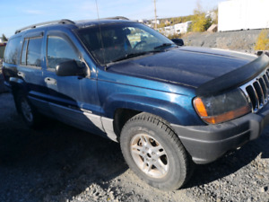 2000 Jeep Cherokee trade or sell
