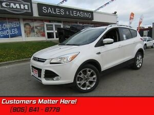 2015 Ford Escape Titanium   AWD, NAVIGATION, LEATHER, SUNROOF, S