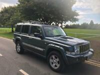 Jeep Commander 3.0CRD V6 auto Limited