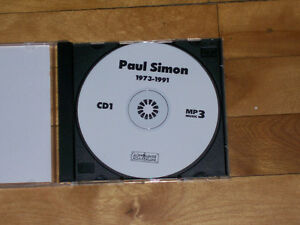 Paul Simon 11 Album Collection - Rare Russian Import CD! West Island Greater Montréal image 2
