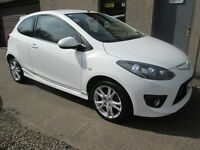 Mazda 2 1.5 SPORT - BUY NOW PAY IN 6 MONTHS - PAYG FINANCE AVAILABLE - (white) 2009