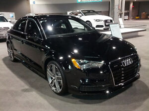 Audi A3 1.8T 2015 TFSI Black  *319$/2Weeks*