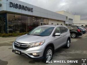2015 Honda CR-V EX  - Certified - Sunroof -  Bluetooth - $209.39