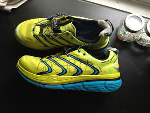 Hoka trail shoes