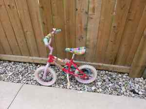 "Supercycle 12"" girls bike"