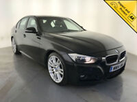 2014 BMW 330D M SPORT DIESEL AUTOMATIC 1 OWNER BMW SERVICE HISTORY FINANCE PX