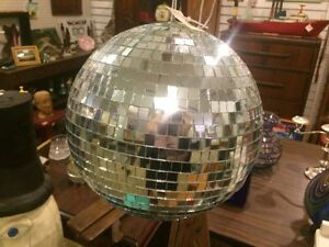 Glitter ball great for New Year's Eve Parties London Ontario image 1