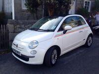 Fiat 500 1.4 16v lounge 3 dr