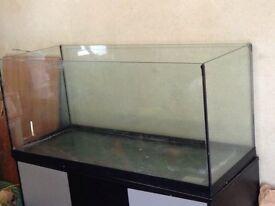 Fish tank 180 litre