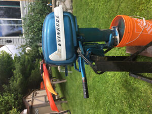 15 Hp Evinrude Outboard | ⛵ Boats & Watercrafts for Sale in