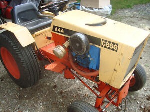 TRAILER MOVER TRACTOR