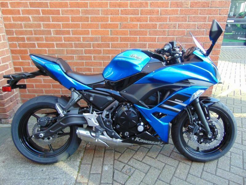 Kawasaki Ninja 650 Sports Tourer 650cc 3 Years 0