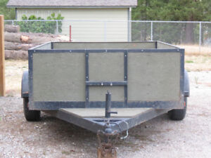 Danchuk 6x10 utility trailer