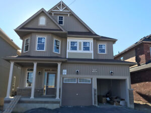 Brand New 4 Bedroom Home in Bowmanville - $2,000 -Avail Nov. 1st