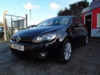 2011 Volkswagen Golf 1.6 TDi 105 BlueMotion Tech Match 5dr Full history,2 key...
