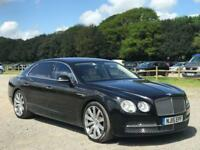 2015 11 BENTLEY FLYING SPUR 6.0 W12 4D AUTO 616 BHP