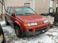 2003 SATURN VUE FOR PARTS @ PICNSAVE WOODSTOCK