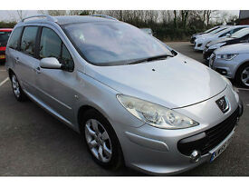 Peugeot 307 SW 1.6HDi SE**Diesel**7 Seats**Full Service History**Cambelt Done**